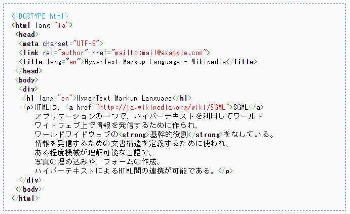 HTML_sample_wikipedia