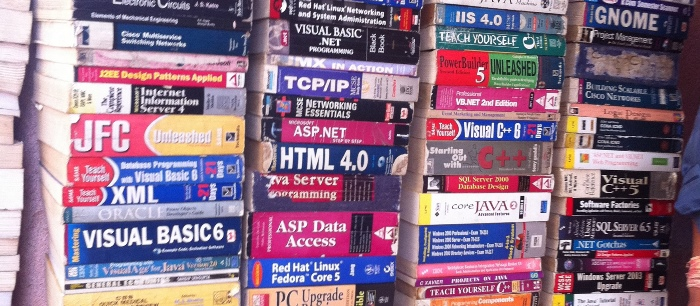 many programming languages