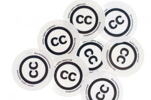 Creative Commonsのアイコン画像